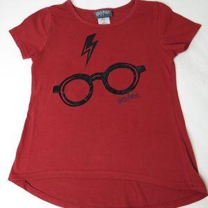 Girls Harry Potter Short Sleeve Medium 7-8